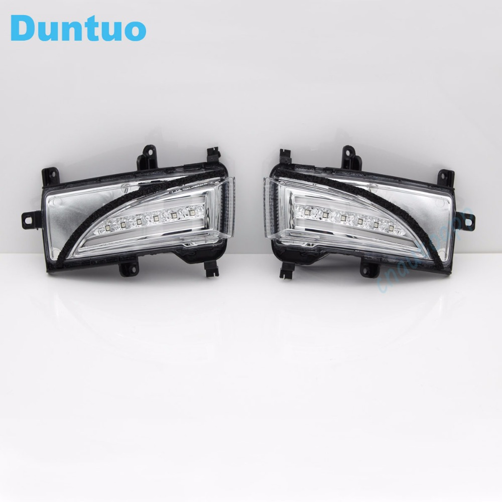 nissan Rearview Mirror LED Light 1