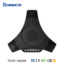 TEVO-A800 6M Radio Desktop USB Conference Skype Microphone with Enterprise-Quality Audio usb power for big conference room(China)