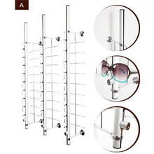 LOC-A-16PC-140CM Best Price With Lock Glasses Display Stand