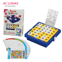 Sudoku Memory Chess Game Children Board Game Adult Math Toys Number Puzzle Cube Table Game Kids Learning Educational Toys(China)