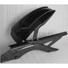 For 2014-2016 Yamaha YZF R25 R3 Motorcycle Rear Fender Dust Mudguard With Chain Guard Fairing Tire Wheel Hugger Protector Carbon(China)