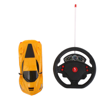 Gravity Sensing Remote Control Electric Toy RC Car Automobile Racing Steering Wheel Toy Car 1:24 Birthday Gifts for Kid Children