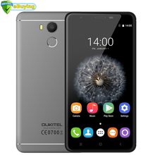 Oukitel U15 Pro 4G Smart phone Android 6.0 MTK6753 Octa Core 5.5 inch 3GB RAM 32GB ROM 13MP Fingerprint Scanner Mobilephone
