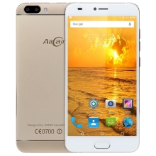 AllCall Bro 2.0MP + 8.0MP Dual Rear Camera 3G Mobilephone Android 7.0 5.0 inch MTK6580A Quad Core Smartphonoe Fingerprint OTG(China)