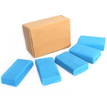 5pcs 180g Magic Blue Clay Bar for Auto Detailing Cleaner & Car Washer(China)