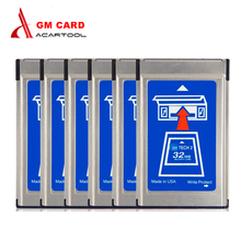 GM Tech2 32 MB Memory Card GM Tech 2 Card For GM/Holden/Isuzu/Opel/Saab/Suzuki tech2 32mb Memory card , Tech 2 memory card(China)