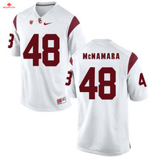 Nike 2017 USC Taylor McNamara 48 Can Customized Any Name Any Logo Limited Ice Hockey Jersey T.J. McDonald 7 Su'a Cravens 21(China)
