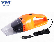 Car Styling 12V 120W Powerful Suction Portable Car Vacuum Cleaner Wet And Dry Dual Use Absorb Car Waste With 5M Cable