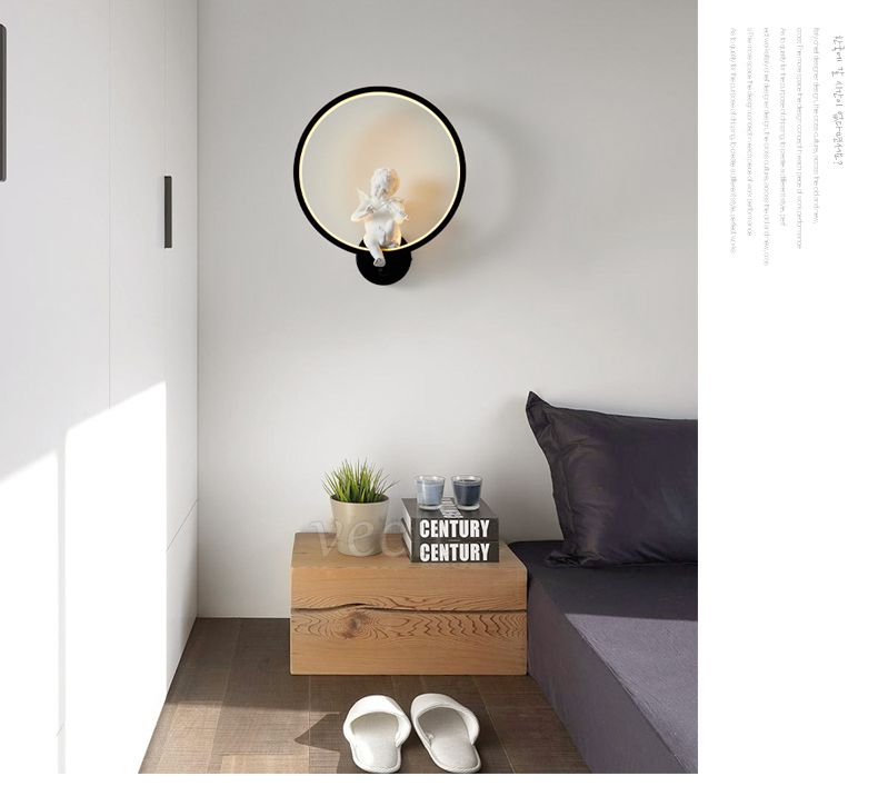 wall lamps (6)