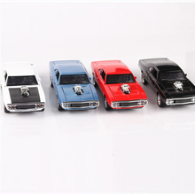 1/32 Dodgee DIE CAST car model hot car mold alloy toy simulation sound and light mini car toy