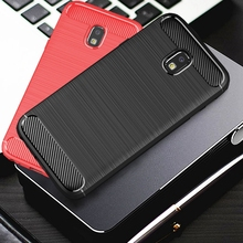 For Samsung Galaxy J3 2017 Case Cover Luxury J330 Silicone Cover Case For Samsung Galaxy J3 2017 Cover For Samsung J3 2017 Case(China)