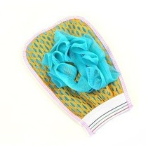With bath flower bath gloves gloves Cuozao bubble bath rub cloth flowers small towel super-affordable Cuozao
