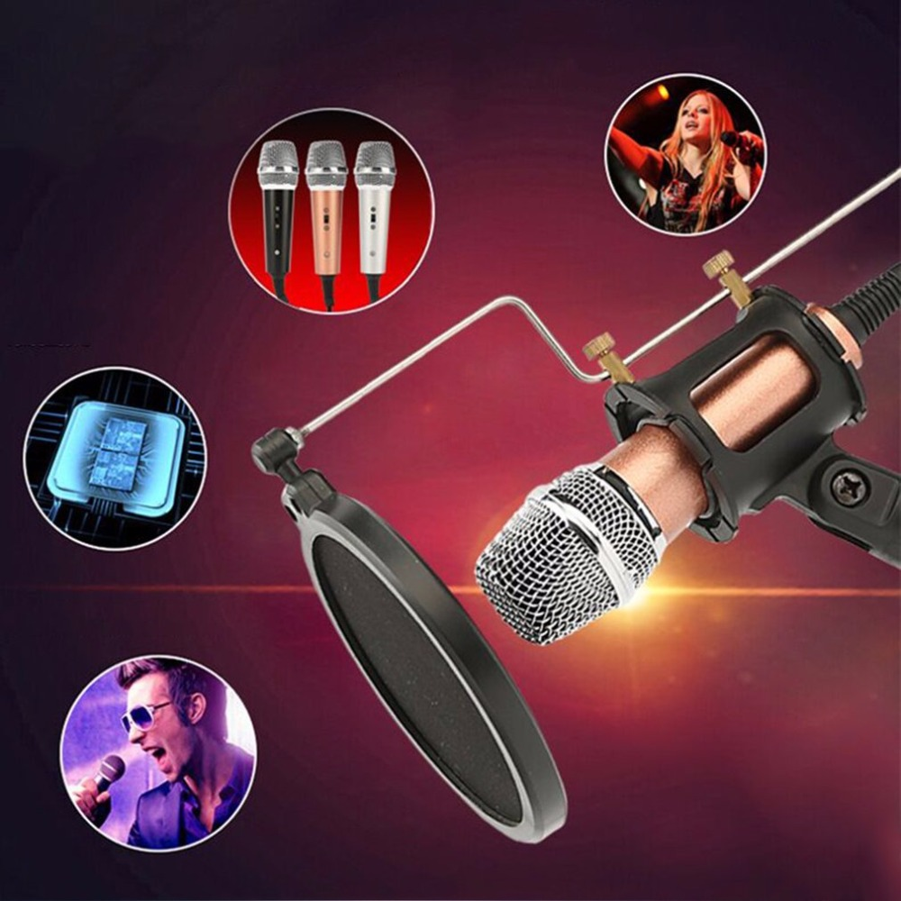 Microphone Tripod Stand 3