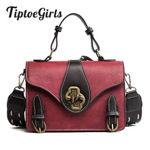 Wide Shoulder Strap Personality Small Bag Female New Hit Color Small Square Handbag Fashion Simple Shoulder Messenger Bag(China)