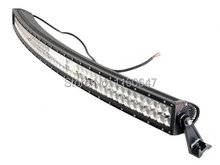 "SOLICHT 240w Ip67 Fog Driving Led Light Bar Curved Off Road Led Light Bar Car 40"" Led Light Bar(China)"