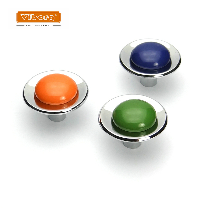 (4 pieces/lot) VIBORG (orange) Zinc Alloy Drawer Handles&amp; Cabinet Handles&amp;Drawer Pulls&amp;Drawer Knobs, Cabinet Pulls, SA-731Q-A<br><br>Aliexpress