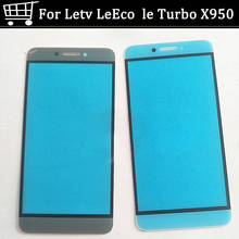 2PCS Letv LeEco 6GB ROM 128GB le Turbo X950 TouchScreen Digitizer Touch Screen Glass panel Without Flex Cable Letv X950