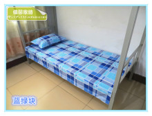 New special offer sheet dormitory bed sheets single sheet piece School with wear MAO upper and lower bed is tasted Free shipping