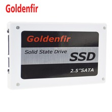 "Goldenfir SSD 4GB 8GB 16GB 32GB 64GB 128GB 256GB 512GB Solid State Disk 2.5"" hd SSD for pc desktop laptop Flash Hard Drive"