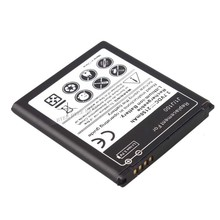 Free Shipping  2150mAh Rechargeable Mobile Phone Li-ion Battery for Samsung Galaxy J1 / J100