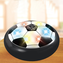 1PC Indoor Outdoor Hover Football Toy Air Power Football Boys Girls Sport Toys Training Football Levitate Football High Quality(China)