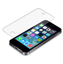 for film protecteur iphone 5s membrane 0.3mm tempered glass premium guard screen saver for ipon 5 5s 5c i phon