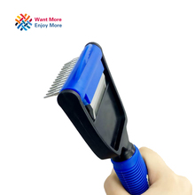 Multi-purpose Pet Comb Dog cat Hair Remover Brush Grooming Tools Comb Hair For Pet Supply Furmins(China)