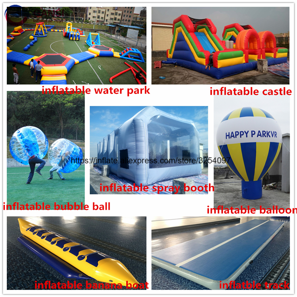 Qinda inflatable product01