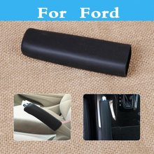 Auto Interior Accessories Hand Brake Cover Decoration For Ford Fiesta Fiesta St Five Hundred Flex Focus Rs Focus St Freestyle