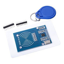 Buy 5Pcs 13.56MHz MFRC-522 RFID Card Reader Writer Module Mifare RC522 SPI Interface TOP for $17.10 in AliExpress store