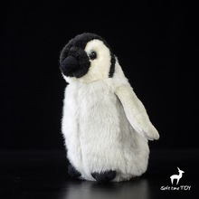 Cute Soft Toys Simulation Penguin Doll Stuffed Plush Animals Toy Baby Gifts Store(China)