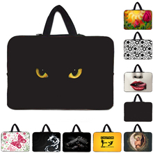 Sleeve Notebook Bag 13 12 15 17 14 7 inch Neoprene Soft Computer Bags Laptop Cases 10 inch Fashion Pouch For Chuwi hi12 HP Acer