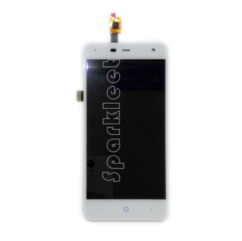 5.0 LCD Screen For ZTE Blade L4 Pro LCD Display Touch Screen Digitizer White Repair Replacement Free Shipping<br><br>Aliexpress