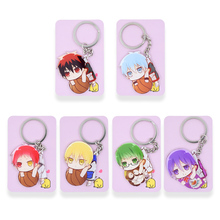 Buy Kuroko's Basketball Keychain 14 Styles Kise Ryota Key Chains Pendant Hot Sale Custom made Anime Key Ring PSS for $1.00 in AliExpress store