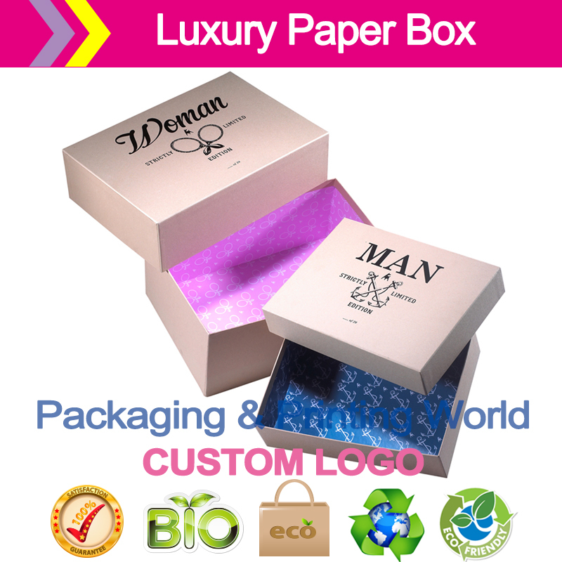 Luxury retail boxes Specialty quality paper packaging(China)