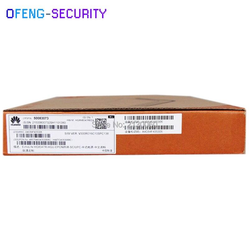 HG8347R EPON ONU ONT FTTH HGU Router Mode 1GE+3FE+1TEL+USB+wifi 55