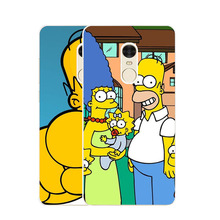 Xiaomi redmi note 4x Case,Silicon Popular Cartoon Painting Soft TPU Back Cover for Xiaomi redmi note4x Phone protect Bags shell