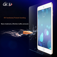 9H Tempered Glass for Ipad 2 3 4 Screen Protector For ipad Mini 1 2 3 4 Air 1 2 HD Explosion Proof Ultra Thin Protective Film(China)