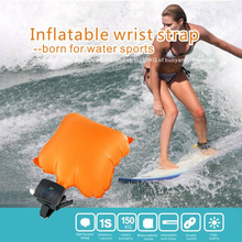 Anti-Drowning Bracelet Rescue Device Floating Wristband Wearable Swimming Safe Device Water Aid Lifesaving For Water Sports(China)