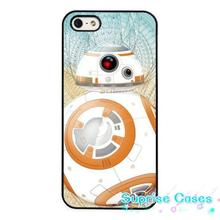 BB8 Star Wars Awesome Cool Droid Case Cover for iphone 5s 5c SE 6 6s 6plus 7 7plus Samsung galaxy note7 s3 s4 s5 s6 s7 edge