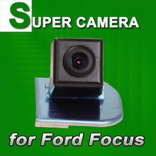 For Sony CCD Ford Focus Car rear view Camera back up reverse parking Wide Angle Security System Kit for GPS(China)