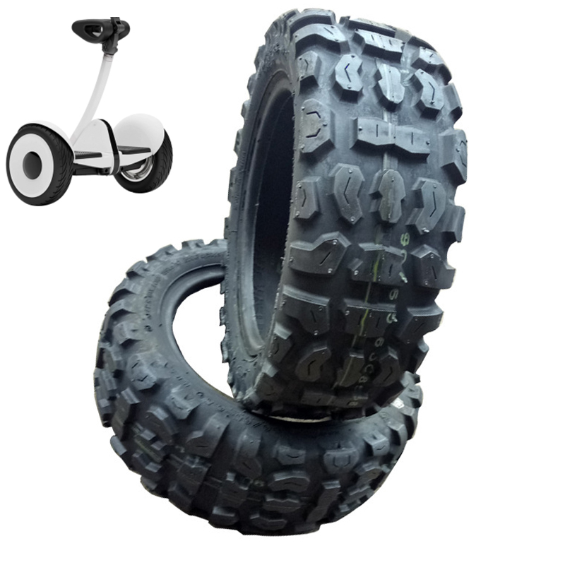 Scooter Tyre Xiaomi Mini Scooter Tyres 90/65-6.5 Off-Road Tubeless Vacuum Tyre Tires for Xiaomi Mini Pro Balance Scooter Upgrade<br>