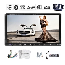 Radio Movie Video Car Stereo System Car DVD Player Multimedia CD Music Audio Standard PC EQ Touch Screen Backup Camera
