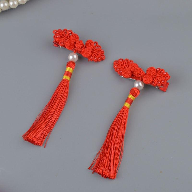 1 PAIR SWEET FLOWER HAIR BOBBLES