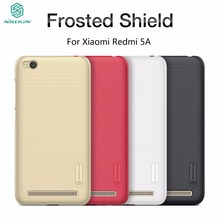 Buy Xiaomi Redmi 5A Case Redmi 5A Cover Case NILLKIN Frosted Shield PC Hard Plastic Back Cover +Screen Protector Xiaomi Redmi 5A for $7.19 in AliExpress store
