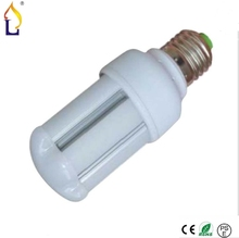 20pcs/lot FedEx Free Shipping Fin Type LED Corn Bulb Light 10W SMD2835 With E27/G24 base Warn/Natural/cool white LED corn Light