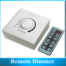 110V / 220V AC LED Remote Control Dimmer Switch PWM Dimmers 20pcs(China)