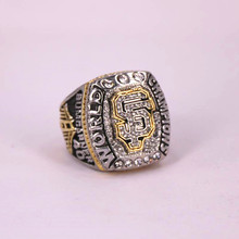 US size 6 to 15! 2017 Hot crazy MLB 2014 San Francisco Giants Major League Baseball championship ring replica drop shipping