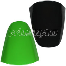 Motorcycle Pillion Rear Passenger Seat Cowl Cover For 2000-2005 Kawasaki Ninja ZX 12R ZX12R ZX1200B ZX1200A Black Green(China)