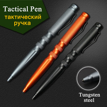 Tactical Pen Self Defense Weapons Glass Breaker Aluminum Alloy EDC Tool Survival Kit Outdoor Multifunctional Emergency Kit(China)